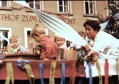 Bild: Teichler Chronik Seeligstadt 1978