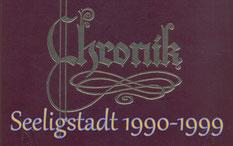 Bild: Teichler Seeligstadt Chronik 1990 - 1999