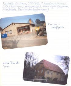 Bild: Teichler Seeligstadt Chronik 1990