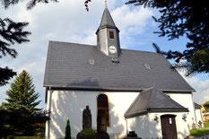 Bild: Teichler Fischbach Kirche Seeligstadt 2017