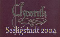 Bild: Teichler Seeligstadt Chronik 2004