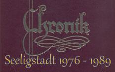 Bild: Teichler Seeligstadt Chronik 1976 - 1989