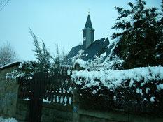 Bild: Teichler Seeligstadt Kirche 2006