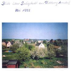 Bild: Teichler Seeligstadt Chronik 1992