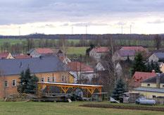 Bild: Teichler Seeligstadt Dorf 2014