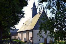 Bild: Teichler Seeligstadt Kirche