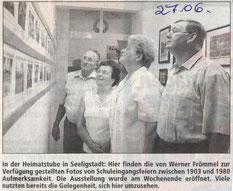 Bild: Teichler Seeligstadt 2005
