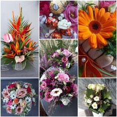 Création et livraison de gâteaux de fleurs