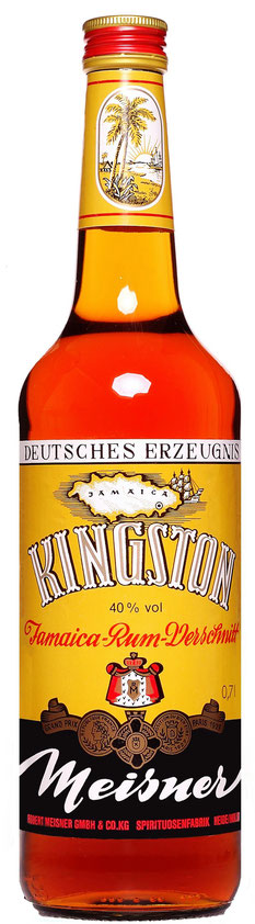 Kingston Jamaica Rum
