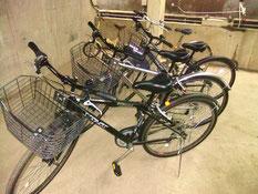 貸自転車画像