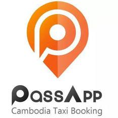 Pass App Cambodia Taxi Booking