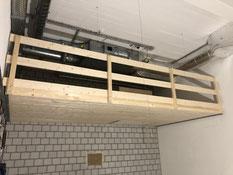 Einbau Galerieboden Tiefenau Bern
