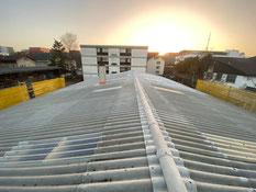 Sanierung Hallendach Libellenweg 5 Bern Dachsanierung Bern
