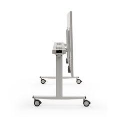 Hubsäule höhenverstellbarer Schreibtisch BE-FLEX