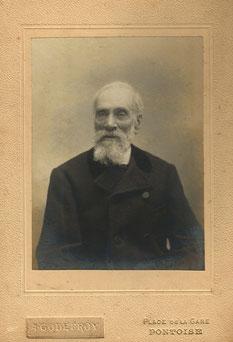 Henri Lebas, archiviste conservateur des collections, secrétaire général de 1924 à 1936