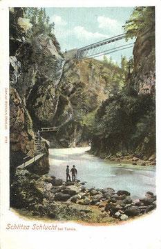 Kanaltal, Julische Alpen, Vergessene Paradiese