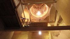 Интерьер храма Спаса на Ильине