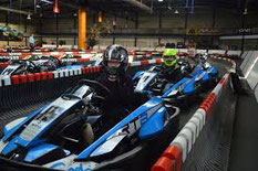 Indoor & Outdoor Kart Wackersdorf