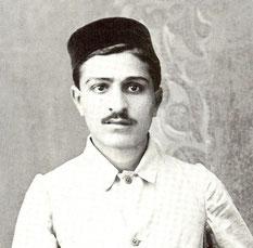 Merwan Sheriar Irani ( Meher Baba )