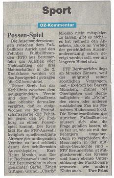 (Ostfriesen-Zeitung vom 27. Juni 1996)