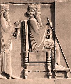 Darius le Mède a régné sur Babylone comme régent la 3ème année de Cyrus