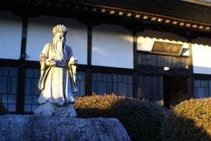 常鑑寺(水沼)の寿老人