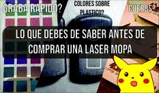 Laser MOPA de grabado, grabado de colores sobre metal