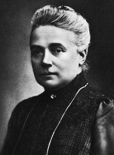 Emma Sauber, geb. Bösch, gest. 1928