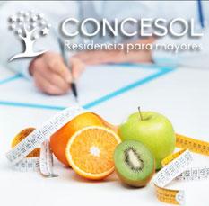 Nutricionista Residencia Mayores Concesol