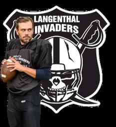 Der bisherige Backup-Quarterback wird per Januar 2020 Headcoach der Invaders