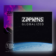 ZAPIENS Globalized EP epic electronic music EDM