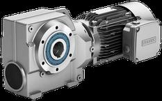 Stirnradschneckengetriebemotor © Siemens AG 2020, Alle Rechte vorbehalten