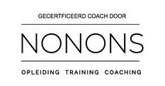 Logo certificering Nonons coaching