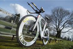 Unter dem Namen METL soll der Metall-Reifen vermarktet werden. (Foto: Smart Tire Company)