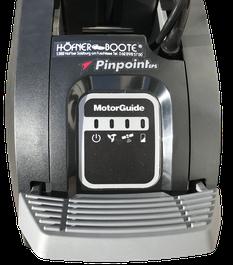 """MotorGuide Xi5 55FW 48"""" 12 V FP Sonar GPS Bugmotor bei Höfner-Boote® in Österreich Hof bei Salzburg am Fuschlsee kaufen lagernd"""