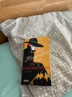 der dritte Band von Frau Morgenstern ist erschienen
