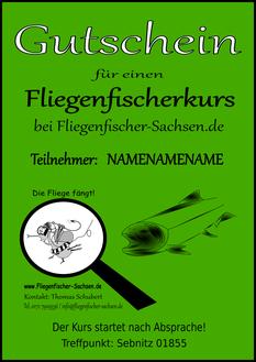 Gutschein-Fliegenfischen-Sachsen-Sebnitz-Dresden-Flyfishing-Bilder-Geschenkgutschein