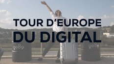 Tour d'Europe du Digital, 2089, tde2089