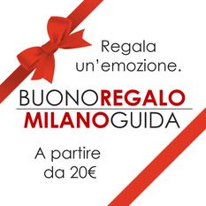 Buono regalo visita guidata Milano