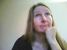 Foto von Inga, die Null Bock hat