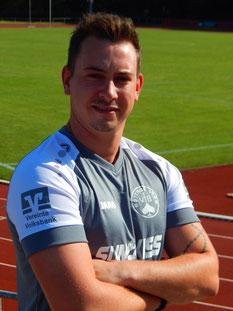 Endlich platzte der Knoten: Moritz Blasberg erzielte das erlösende 1:0.