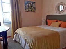hébergement chambre d'hôtes à aigues-mortes en Camargue, chambre Fiesta