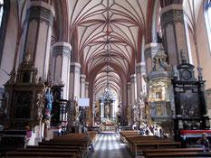 大聖堂の主題壇