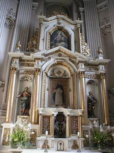 ドミニコ会修道院ファミリー祭壇