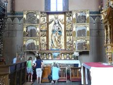 聖母子の祭壇
