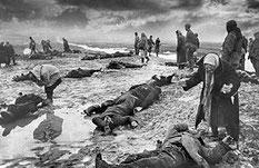 Горе, Керчь, 1942 г., фото Д. Бальтерманца