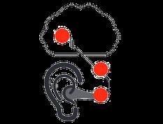 le cerveau peut créer des sons et former des acouphènes