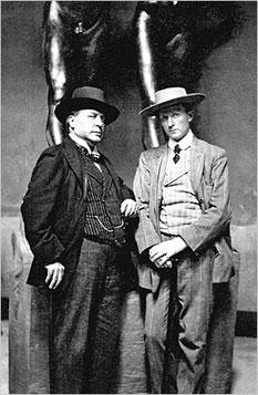 H.C.Andersen ed Henry James
