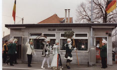 Lichtenbuscher Zoll 1991-1992