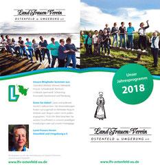 Landfrauen Ostenfeld, beachtenswert fotografie, Jahresprogramm 2018, Luv Ostenfeld, Shooting Schobüll